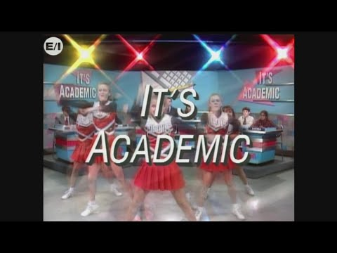 It's Academic: January 27, 2018 Pt. 1