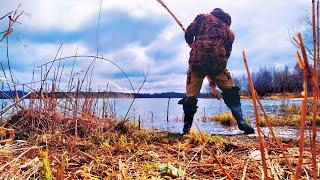 Рыбалка на подъёмник Рыбалка на паук Поймал Сазана на паук Чем занимаются Русские на самоизоляции