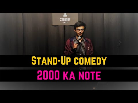 2000 Ka Note | I Am Internet Explorer | Stand-Up Comedy By Mohd Suhel