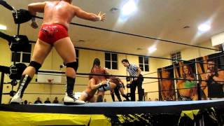 Garrett Dylan & KC McKnight vs The Ascension