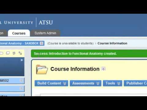atsu blackboard