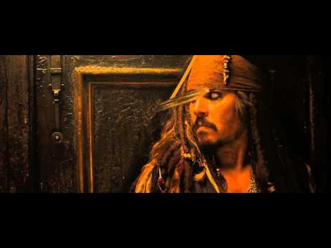 Trailer do filme Piratas do Caribe: Navegando em Águas Misteriosas