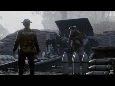 WW1 - British Forces Against German Tanks - Battle of Cambrai - Fog of War - Battlefield 1
