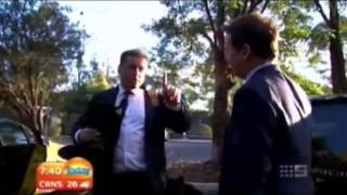 Karl Stefanovic storms off Today set after his NSW origin revealed thumbnail