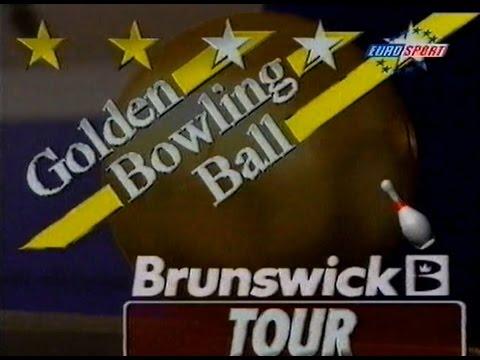 1998 Golden Bowling Ball Brunswick Tour men (GERMANY)