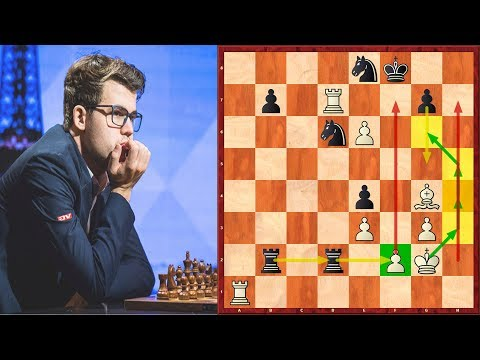 Magnus Carlsen Ganador del Grand Chess Tour