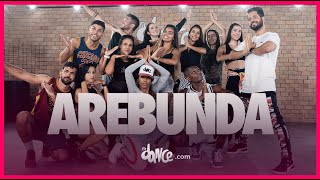 Arebunda - Mc Lan e Mc Barone | FitDance TV (Coreografia) Dance Video
