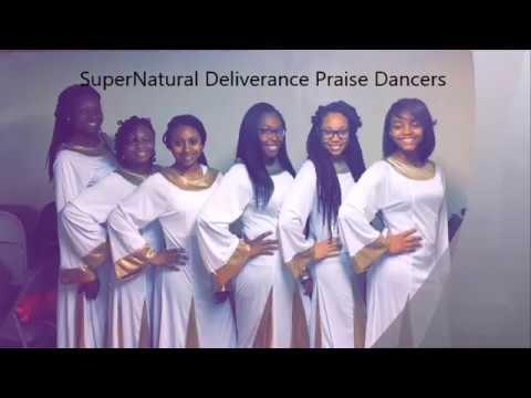 William Mcdowell: Spirit Breakout mime praise dance