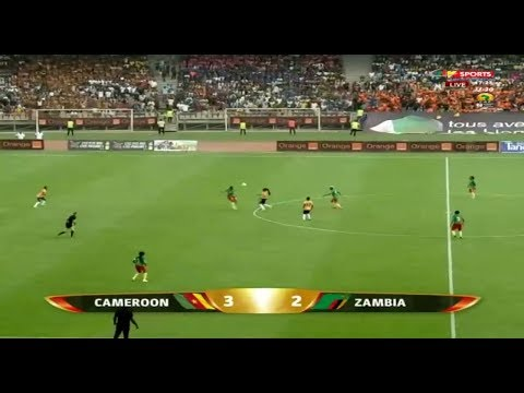 MATCH - (CAMEROON 3 # 2 ZAMBIA) - 5th ROUND OF TOKYO 2020 WOMEN's FOOT QUALIFIERS - 05th March 2020