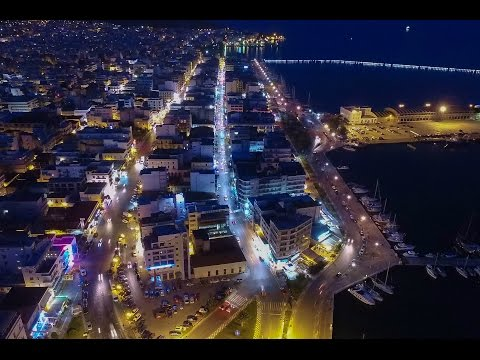 Οι παραλίες του Πηλίου - Pelion beaches (Volos / Pelion / Greece) Aerial footage