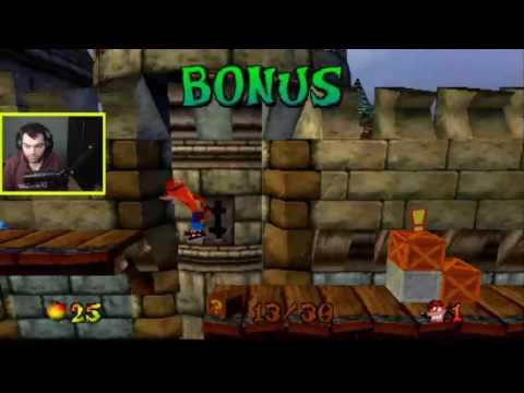 ΤΡΙΤΟ ΕΠΙΠΕΔΟ(Crash Bandicoot 3 #3 Live)
