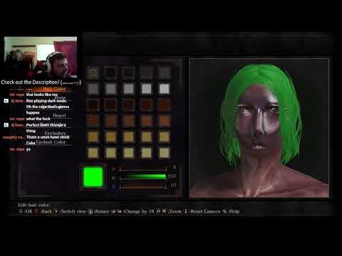 Showing Rex How to Beat First Dark Souls Boss