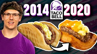 Recreating Taco Bell's Discontinued Waffle Taco
