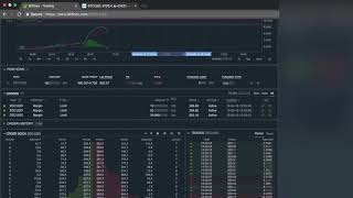 LIVE CRYPTO TRADING - $290 in 19 minutes, ZCASH, BITFINEX
