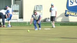Rub Of The Green St Clair Bowling Club 9th February 2019 Mens Singles