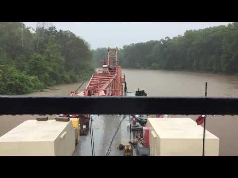 S/B Ouachita River 5-3-17