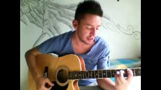 Julian Diaz - HOY YA ME VOY - cover kanny garcia