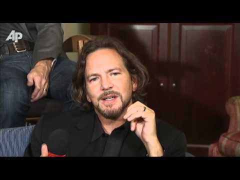 Eddie Vedder Opens Up on Pearl Jam