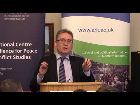 Votes, People and Parties - whats next for the NI Assembly? Dr. Nicolas Whyte