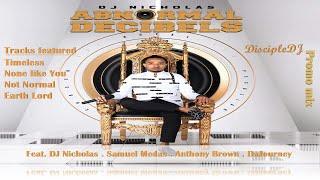 DJ Nicholas Abnormal Decibels DiscipleDJ mix 2021