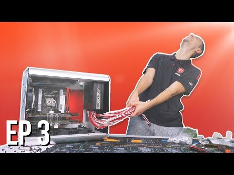 The Custom Water Cooled Build Continues  - Episode 3