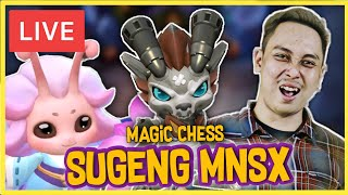 LIVE GORENG2 LAGI YO ! MAGIC CHESS MOBILE LEGENDS