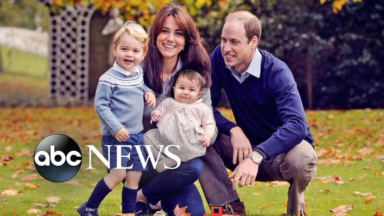 Kate Middleton, Prince William, and Other Royal Family Members ...