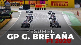 Resumen del GP de Gran Bretaña - F1 2020
