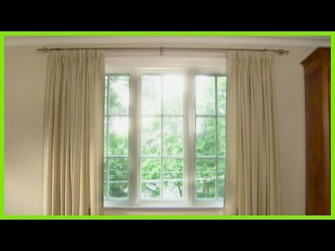 How To Correctly Measure For Drapes And Curtains
