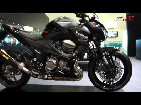 Kawasaki Z800 ★Rizoma★ Version - Intermot 2012