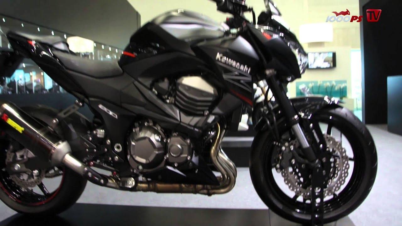 Kawasaki Z800 Rizoma Version