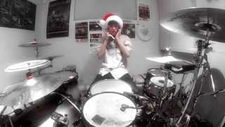Chris Dimas - Carol Of The Bells - August Burns Red - Drum Cover