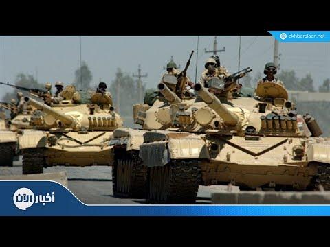 الجيش يطارد خلايا داعش في صحراء الموصل  - 18:55-2018 / 11 / 12