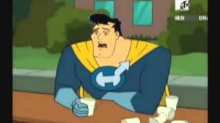Drawn Together  Captain Hero best of