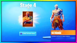 How to UNLOCK *STAGE 4* The Prisoner Skin in Fortnite (Possible KEY Location)
