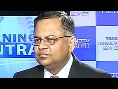 Tata consultancy services selling certainty