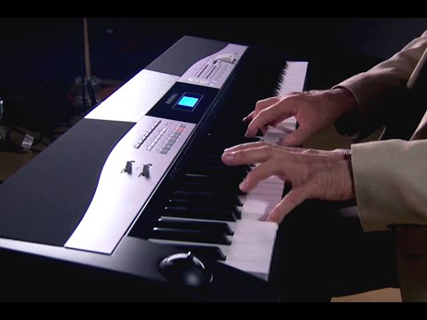 kurzweil ka110 digital piano performance with jeff dunmire youtube. Black Bedroom Furniture Sets. Home Design Ideas