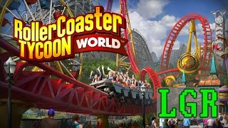 LGR - RollerCoaster Tycoon World at PAX Prime 2015
