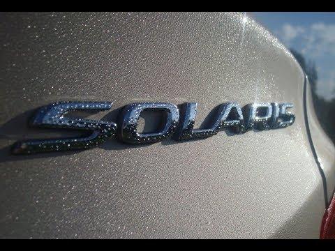 Недоработки бюджетных автомобилей Hyundai Solaris Accent
