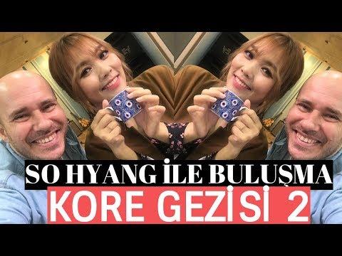 Kore Gezisi 2 - So Hyang ile Buluşma