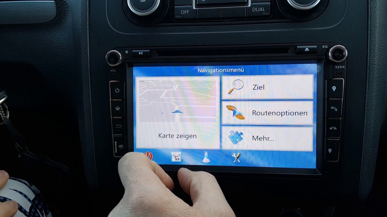 IGO Primo auf Android Autoradio/ Wie installieren von Micro-SD? /DAB+/  A-Sure 7 / 8 / 9 Zoll