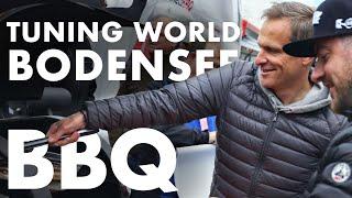 BBQ mit Kaufland auf der Tuning World Bodensee  Matthias Malmedie