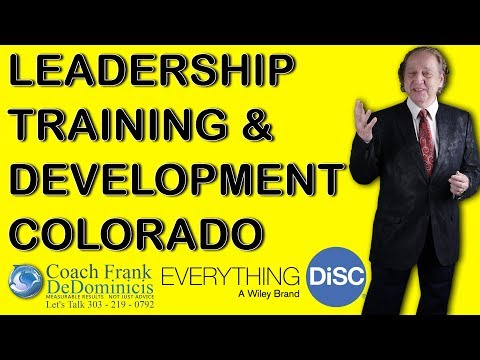 Wiley DiSC Training Course Louisville Colorado - On site DiSC Training Facilitator Frank DeDominicis from YouTube · Duration:  1 minutes 35 seconds