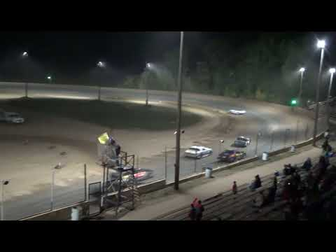 Street Stock Special Race at Crystal Motor Speedway, Michigan on 09-16-2017!!