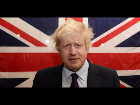 """BREAKING Boris Johnson mercilessly mocked in """"Brexit the Musical"""" - by EU trade lawyer"""