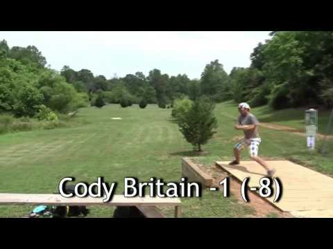 2016 Here And There Open Rd 2 Lead Card James, Britain, Cole, Holt , Hadley