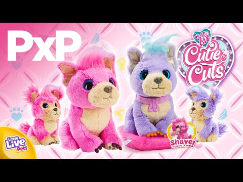 Rescue and groom Cutie Cuts to make them fur-bulous! | A Toy Insider Play by Play