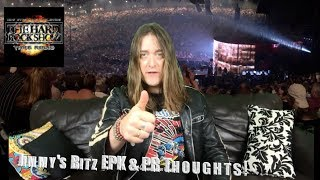 EPK & PR Thoughts! (Jimmy's Bitz)