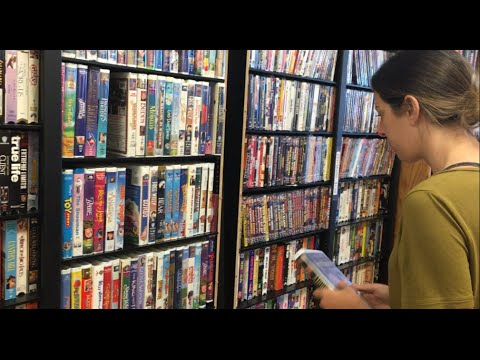 vhs movies starbucks and goodwill youtube