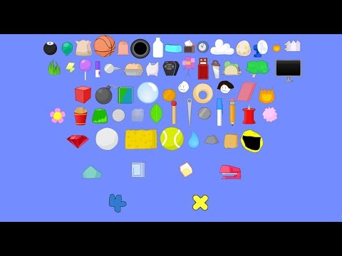 The BFB Marble Race Part 1